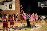 Centralia V Girls vs. Louisiana on 02-14-2017