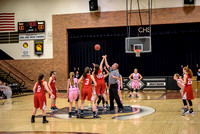 Centralia 9th Girls vs. Harrisburg on 02-09-2017