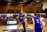 Centralia V Boys Basketball vs. Boonville on 11-30-2017