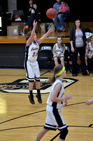 Centralia 7th Girls vs. Bowling Green on 12-20-2014
