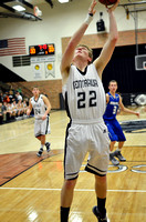 Centralia Boys vs. Brookfield on 02-03-2015