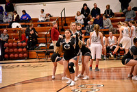 Centralia V Girls vs. California on 12-20-2016