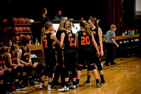 Centralia 8th Girls vs. Macon on 11-09-2017