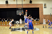Centralia JV Boys vs. California on 12-15-2015